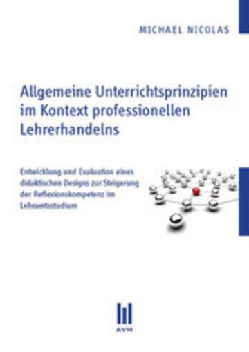 eBook Allgemeine Unterrichtsprinzipien im Kontext professionellen Lehrerhandelns Cover