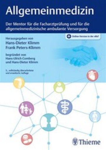 eBook Allgemeinmedizin Cover
