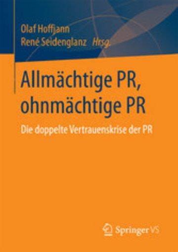 eBook Allmächtige PR, ohnmächtige PR Cover
