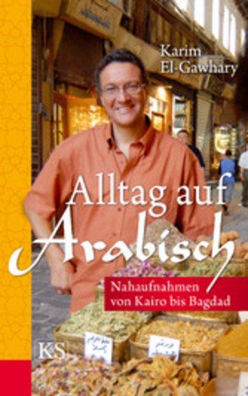 eBook Alltag auf arabisch Cover
