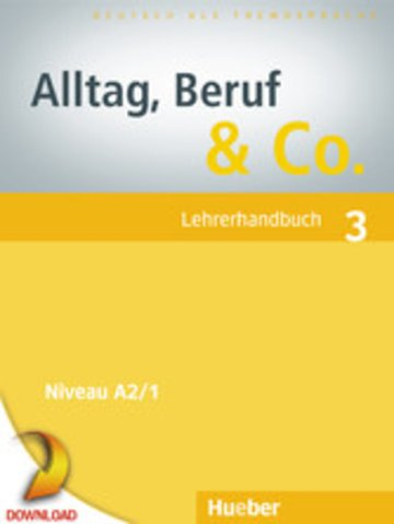 eBook Alltag, Beruf & Co. 3 Cover