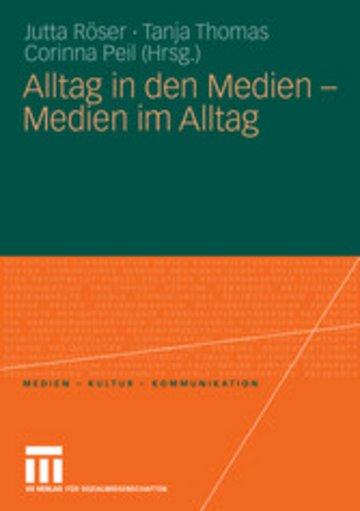 eBook Alltag in den Medien - Medien im Alltag Cover
