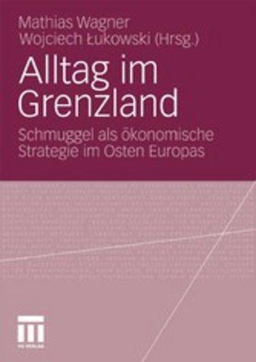 eBook Alltag im Grenzland Cover