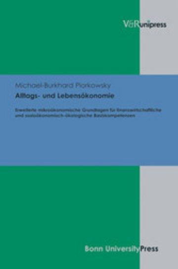 eBook Alltags- und Lebensökonomie Cover