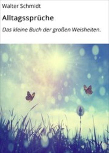 eBook Alltagssprüche Cover