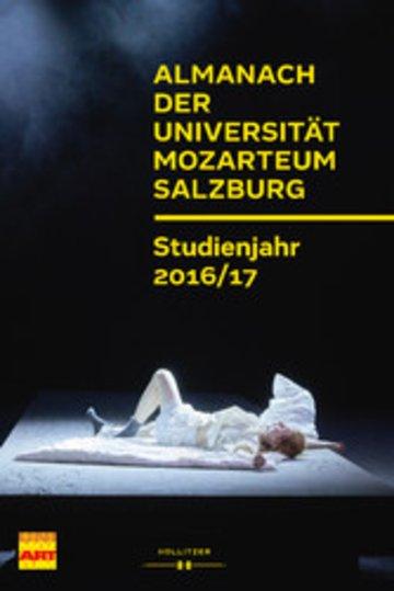 eBook Almanach der Universität Mozarteum Salzburg Cover