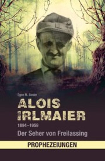 eBook Alois Irlmaier 1894-1959 Cover
