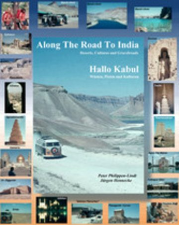 eBook Along The Road To India, Hallo Kabul Cover