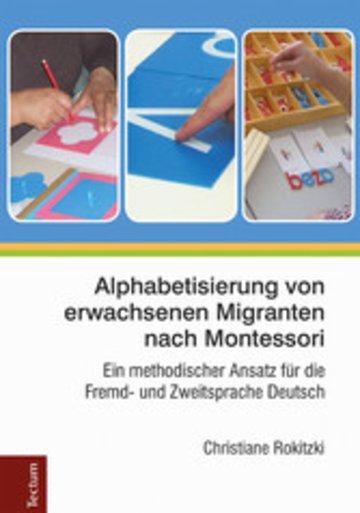 eBook Alphabetisierung von erwachsenen Migranten nach Montessori Cover