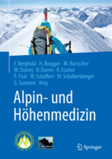 eBook Alpin- und Höhenmedizin Cover