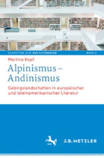 eBook Alpinismus - Andinismus Cover