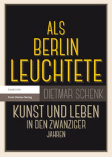eBook Als Berlin leuchtete Cover