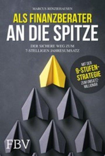eBook Als Finanzberater an die Spitze Cover