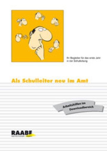 eBook Als Schulleiter neu im Amt Cover