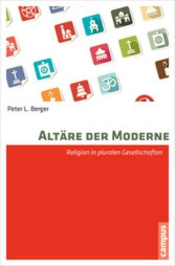 eBook Altäre der Moderne Cover