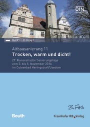 eBook Altbausanierung 11 Cover