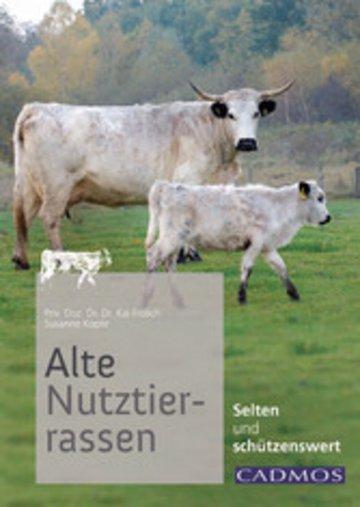 eBook Alte Nutztierrassen Cover