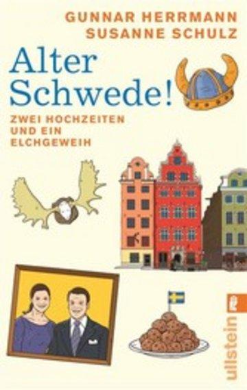 eBook Alter Schwede! Cover
