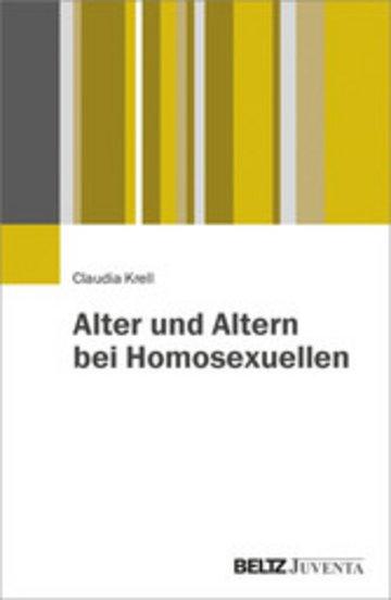 eBook Alter und Altern bei Homosexuellen Cover
