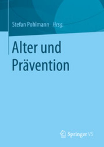 eBook Alter und Prävention Cover