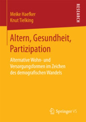 eBook Altern, Gesundheit, Partizipation Cover