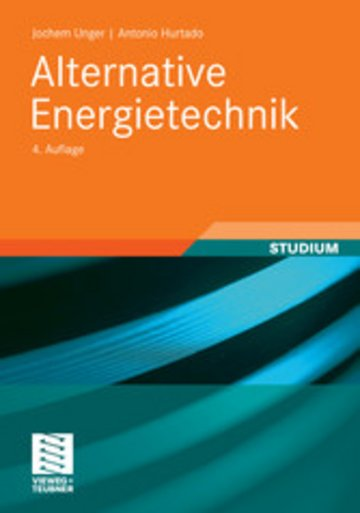eBook Alternative Energietechnik Cover