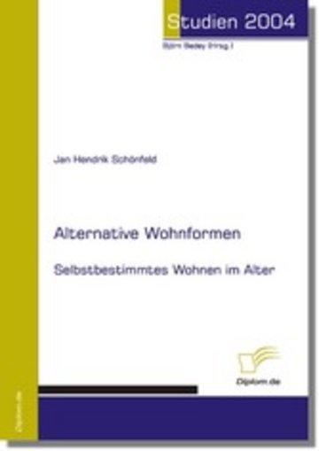 eBook Alternative Wohnformen Cover