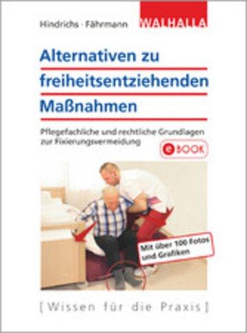 eBook Alternativen zu freiheitsentziehenden Maßnahmen Cover