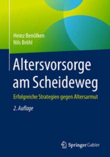 eBook Altersvorsorge am Scheideweg Cover