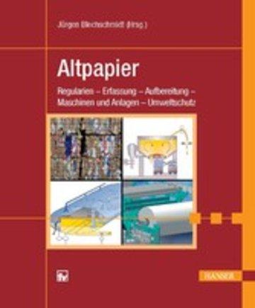 eBook Altpapier Cover