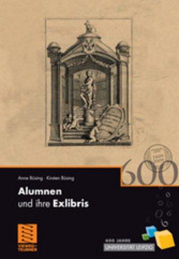eBook Alumnen und ihre Exlibris Cover