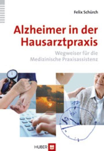 eBook Alzheimer in der Hausarztpraxis Cover