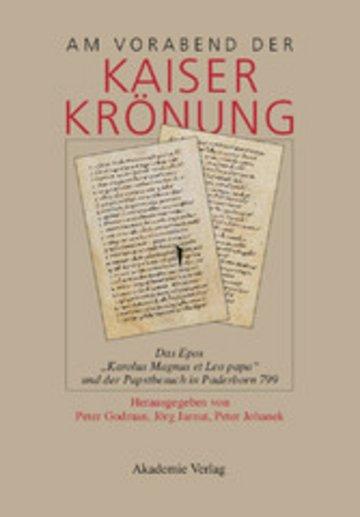 eBook Am Vorabend der Kaiserkrönung Cover