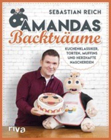 eBook Amandas Backträume Cover