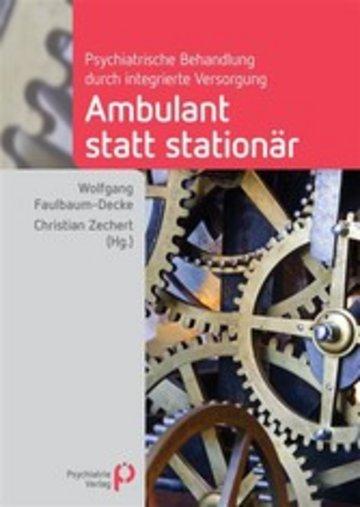 eBook Ambulant statt stationär Cover