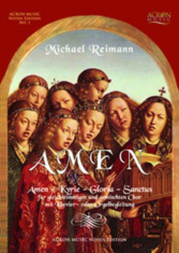 eBook AMEN Cover