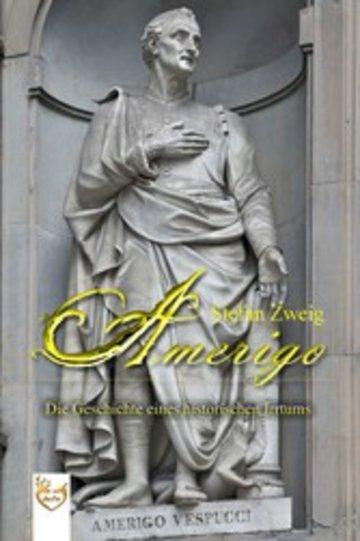 eBook Amerigo - Die Geschichte eines historischen Irrtums Cover