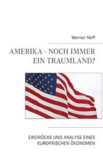 eBook Amerika - Noch immer ein Traumland? Cover