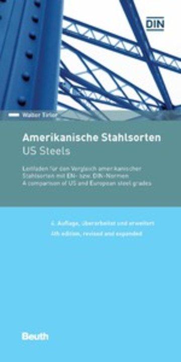 eBook Amerikanische Stahlsorten Cover