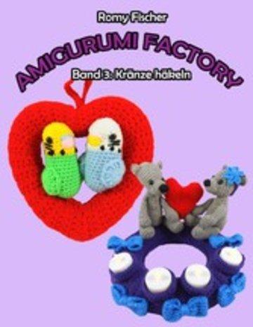 eBook Amigurumi Factory Cover
