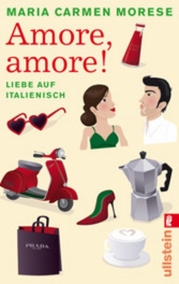 eBook Amore, amore! Cover