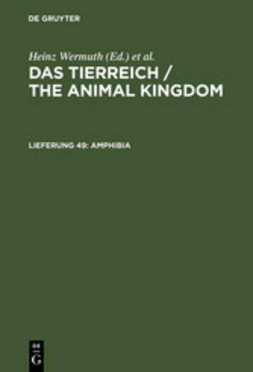 eBook Amphibia Cover
