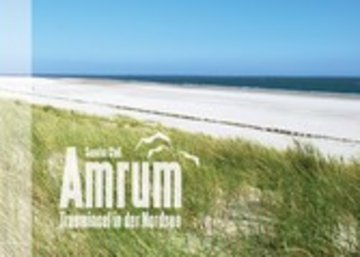 eBook Amrum - Trauminsel in der Nordsee Cover