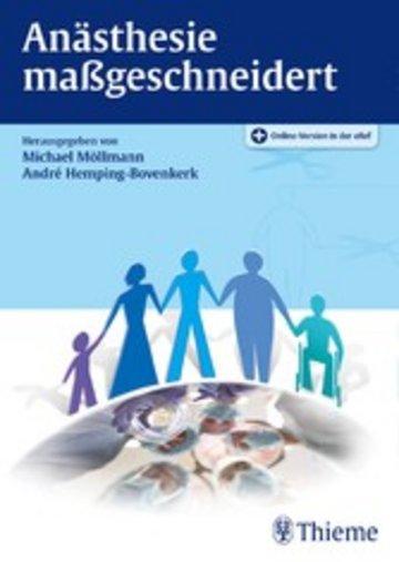 eBook Anästhesie maßgeschneidert Cover