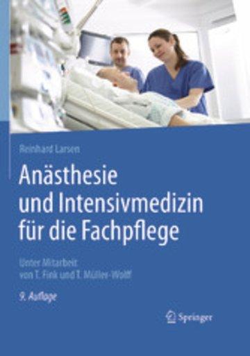 eBook Anästhesie und Intensivmedizin für die Fachpflege Cover