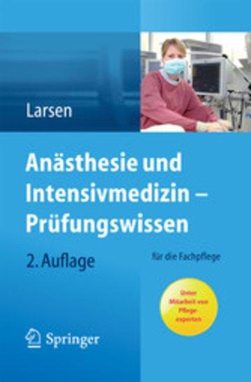 eBook Anästhesie und Intensivmedizin - Prüfungswissen Cover