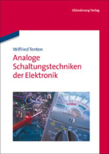 eBook Analoge Schaltungstechniken der Elektronik Cover