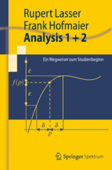 eBook Analysis 1 + 2 Cover