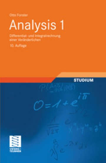 eBook Analysis 1 Cover