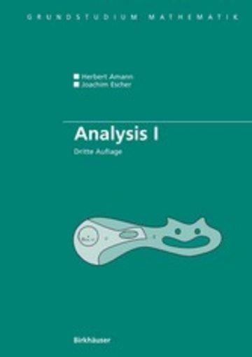 eBook Analysis I Cover